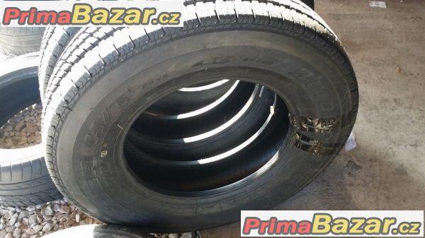 Nové pneu Bridgestone Dueler H/T 205 R16C 110/108T