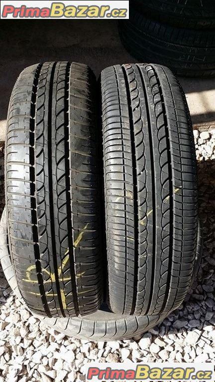 2xpneu nove Bridgestone Ecopia 165/65 r15 81T r.v.2012