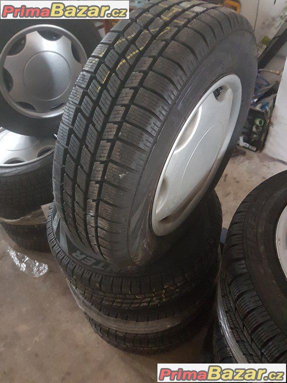 disky s poklicí Mazda 5x114.3 6jx1