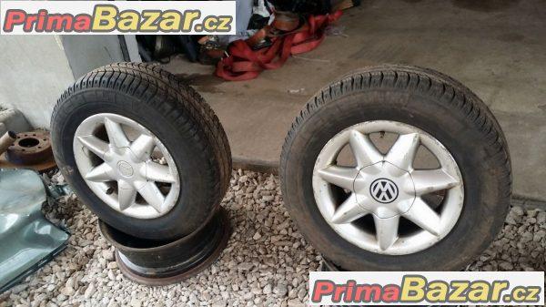 VW Sharan 5x112 7jx16 et59