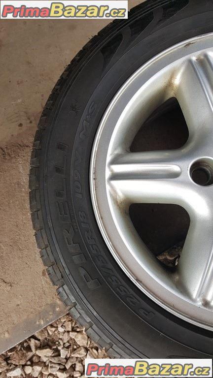 1x alu Land Rover 5x120 8jx18 et57