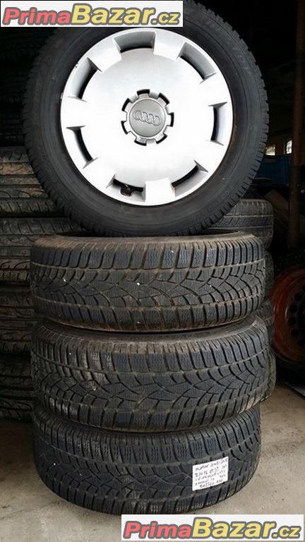 Plechove  Audi 5x112 7jx16 et39
