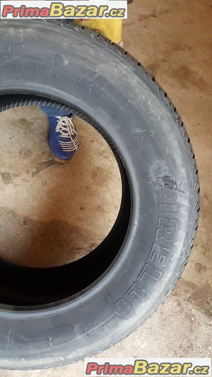 2x nove pneu Pirelli Scorpion Asimeteico 255/55 r17 104V 10