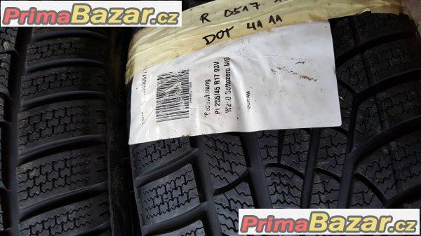 2x nove pneu Pielli Sottozero 255/45 r17 98V