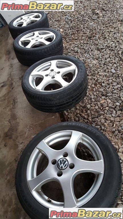 Volkswagen 4x100 6jx15 et45