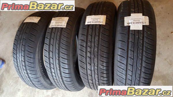4x nove pneu Dunlop SP Sport Fastresponse 175/65 r15 12
