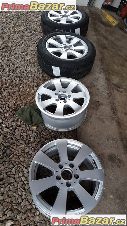 Mercedes germany  A2044011102 5x112 7jx16 et43
