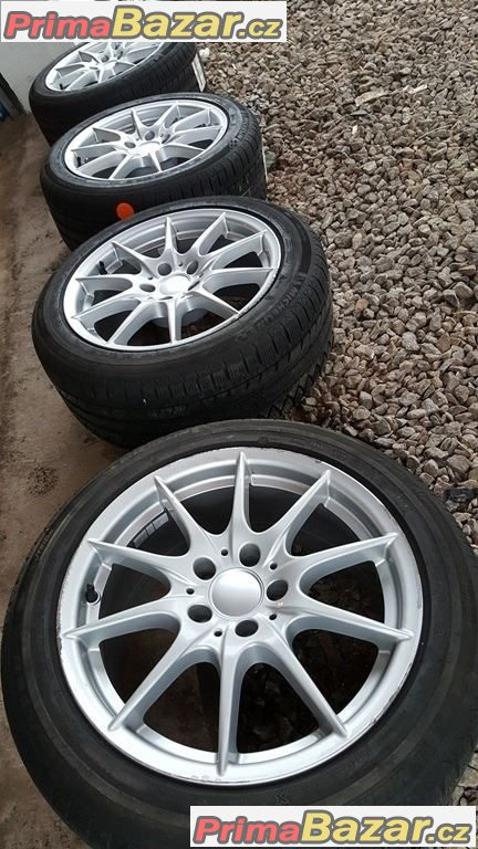 Mercedes A2184010002 5x112 8.5jx17 et34.5