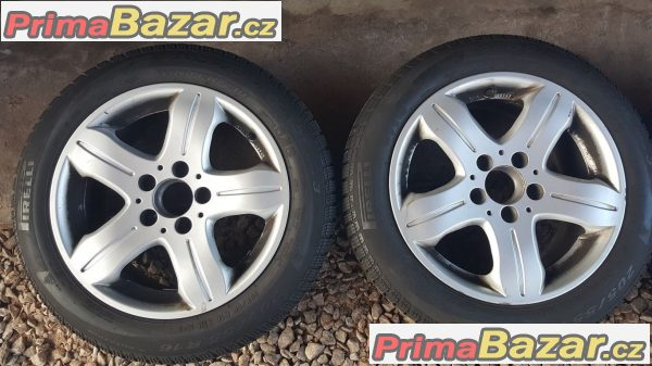 Mercedes Rial germany 5x112 7.5jx16 et49