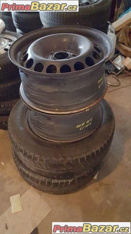 Plechove disky  Audi germ. 5x112 7jx16 e