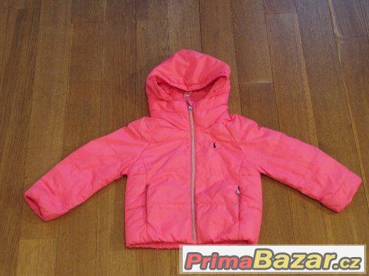 7d60702acf dětská péřová bunda POLO Ralph Lauren