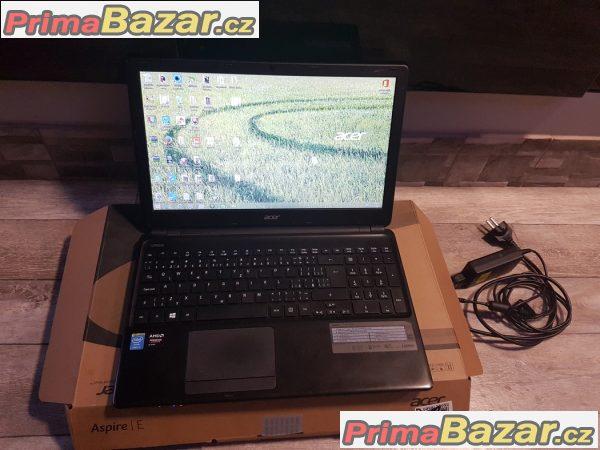 prodám nebo vyměním notebook Acer Aspire