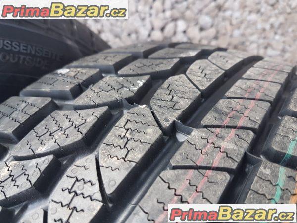 nová nepoužitá sada pneu Continental Winter 4x4 255/55 r18