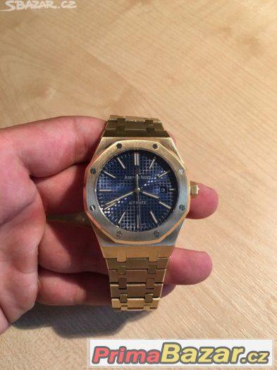 Exkluzivní hodinky. Pro nejnáročnější. Safírové sklo 13e69bc906