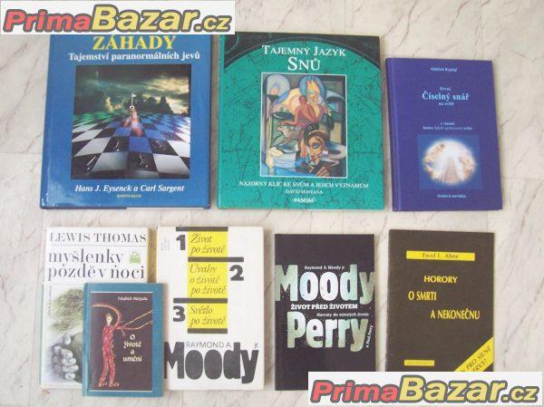 knihy - esoterika,záhady apod.
