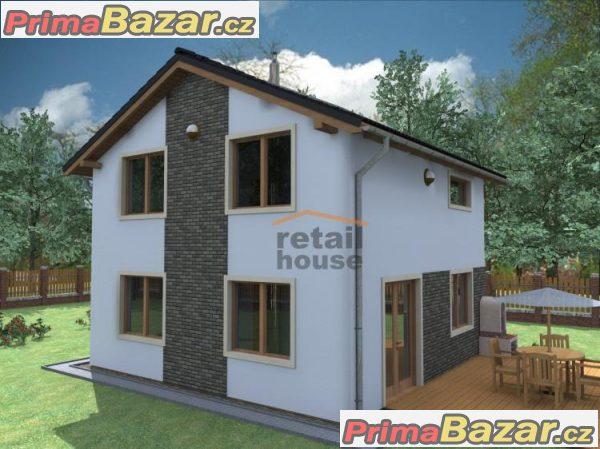 Rodinný dům Panter B, 4+kk, 92 m2