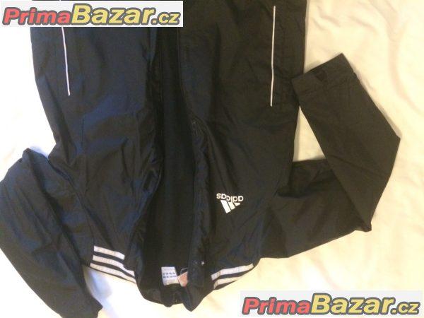 d24d8201ec455 Adidas chlapecká šusťáková bunda