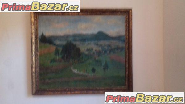 Mám k prodeji obrazy