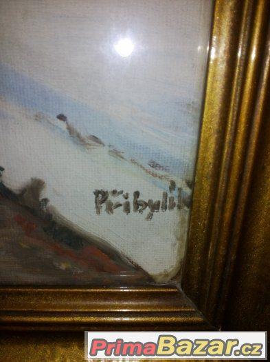 Prodám obraz-olej.