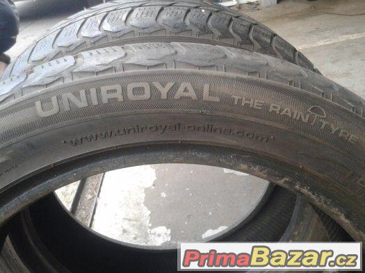 Zimní pneu Uniroyal 205/50R17 H XL 2ks