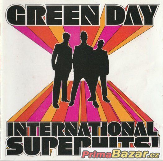 Prodám CD - Green Day - International Superhits