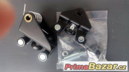 Trafic II/ Vivaro/ Primastar sada vozíků /3ks/ posuvných dve