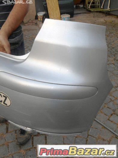 Seat Ibiza, zadní nárazník