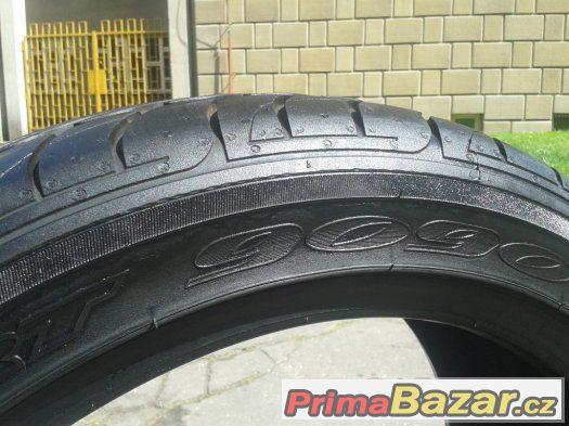 Letní pneu DUNLOP 225/45ZR17 1ks