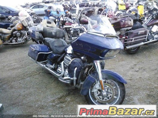 Harley-davidson road glide CVO FLTRUSE