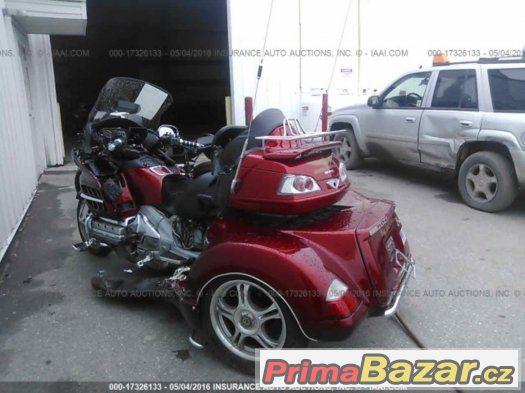 Honda GL1800 gold wing trike