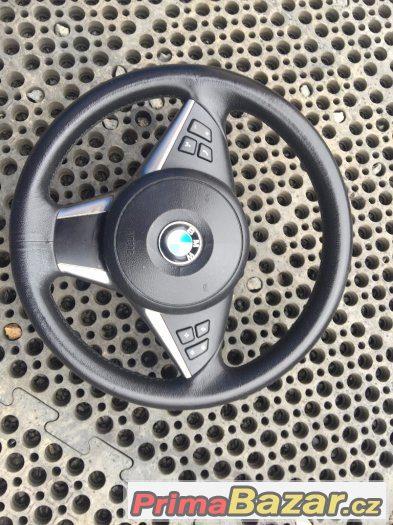 Volanty a airbagy pro vozy BMW