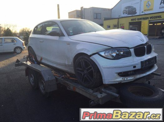 Náhradní díly BMW E81 118d N47, M47 apod.