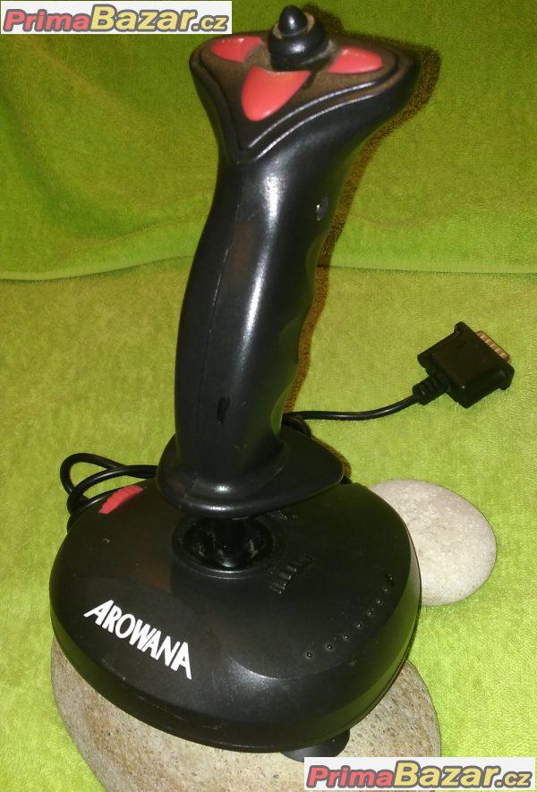 Joystick TERMINATOR II - herní profesionál