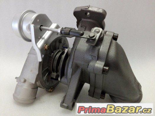 repasované turbodmychadlo Garrett 706977-2