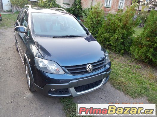 VOLKSWAGEN GOLF PLUS CROSS -113000KM-