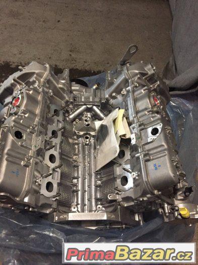 Nový motor BMW N63B44A 550iX, 650ix, 750ix, 550i, 650i, 750i