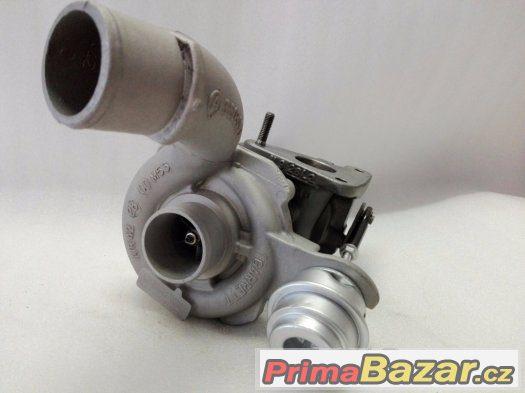 repasované turbodmychadlo GARRETT 703245-2 gt1549