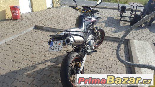 Honda fmx 650 -SLEVA