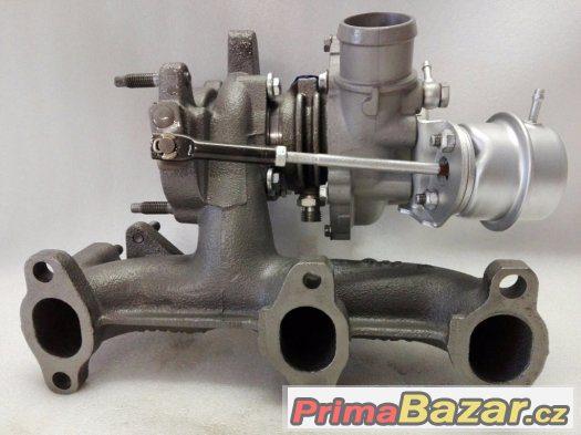 repasované turbodmychadlo GARRETT 733783-7 GT1544