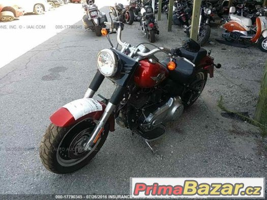 Harley-davidson softail fat boy special FLSTFB