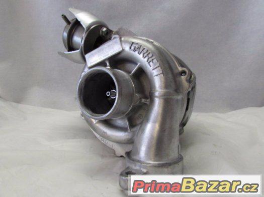 repasované turbodmychadlo Garrett 753420-4 GT1544V
