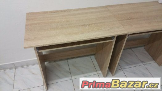 PC stolek / odkládací stolek - 2 ks