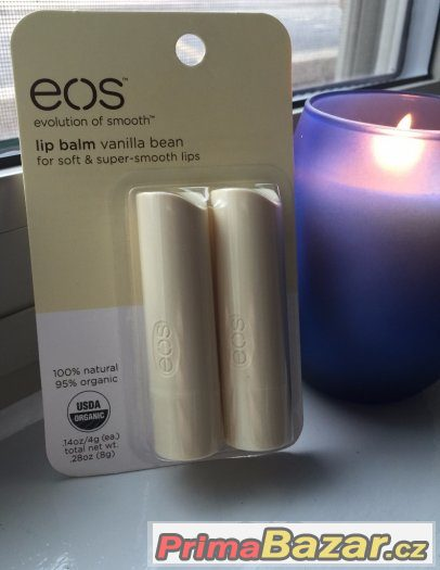 EOS v tyčince vanilka dvojbalení