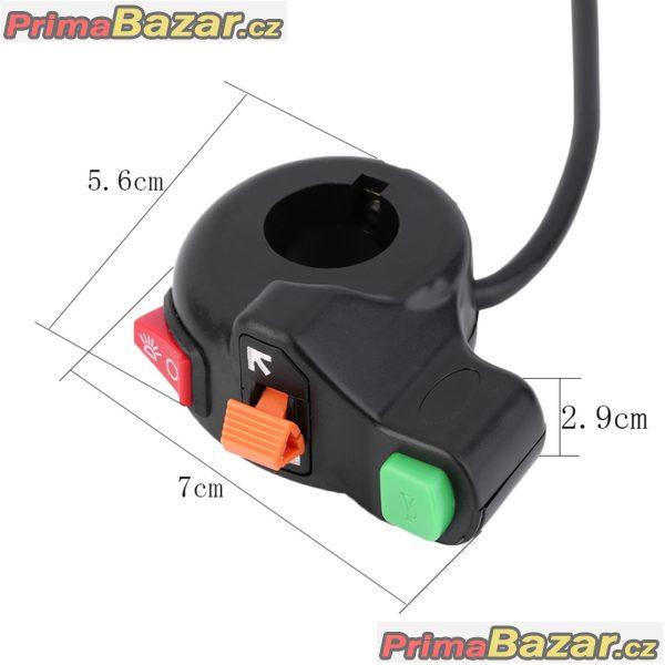 Přepínač na řídítka Klalson Blinkry světla