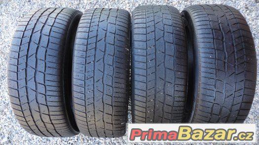 4x zimní pneumatiky Continental 225/50/R18