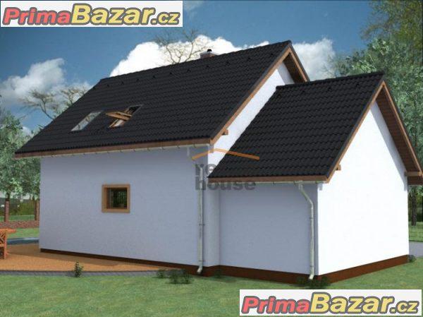 Rodinný dům Cesar Plus, 4+1+G, 116 m2