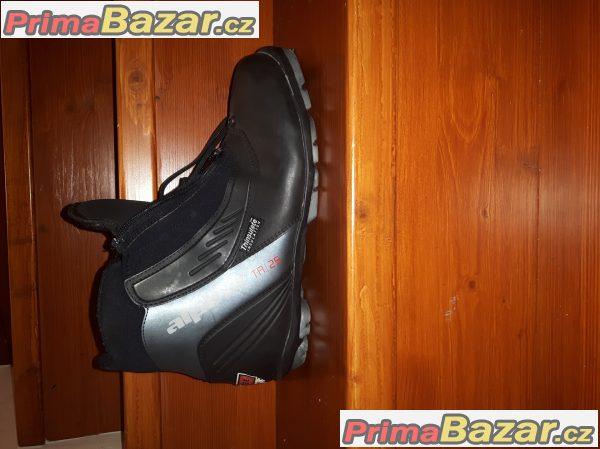 Běžkařské boty Alpina TR25 velikost 44