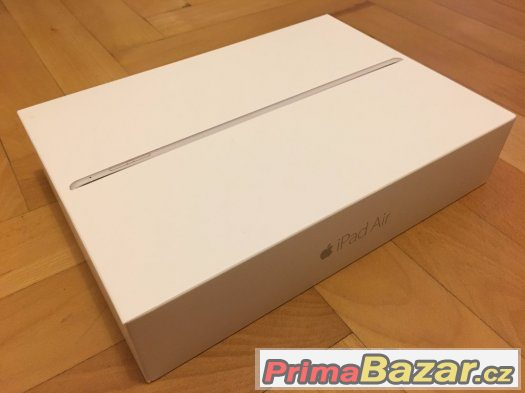 Apple iPad Air 2 Wi-Fi+Cellular 128GB Silver - ZÁRUKA