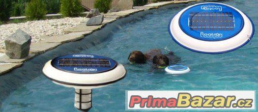 FLOATRON - čištění solární ionizací bazénové vody