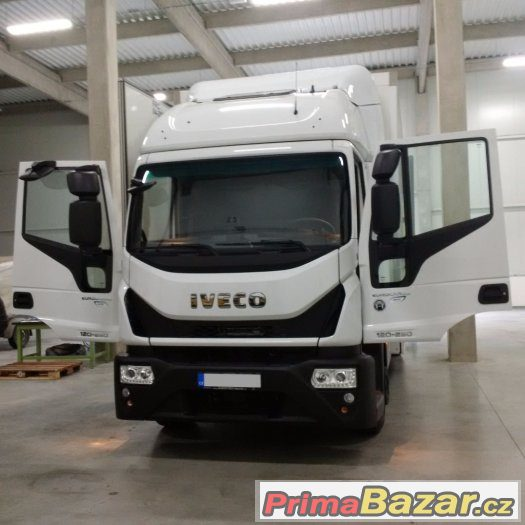 Přijmeme řidiče na MKD Iveco frigo 7,5T/12T